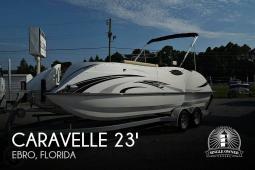 2016 Caravelle Razor 237UU