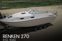 1998 Renken 270