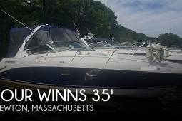 2005 Four Winns 328 Vista Cruiser