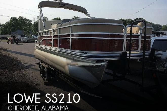 2017 Lowe SS210 - For Sale at Cherokee, AL 35616 - ID 170587