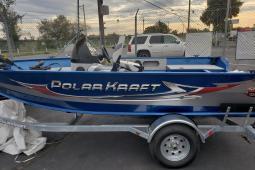 2019 Polar Kraft OLV156SC Side Console Outlander