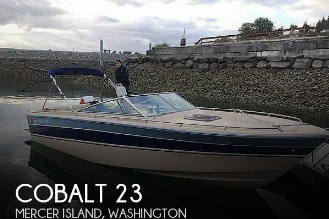 1987 Cobalt CS23 - For Sale at Mercer Island, WA 98040 - ID 172693