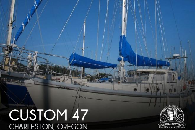 2004 Custom Built 47 - For Sale at Coos Bay, OR 97420 - ID 167377