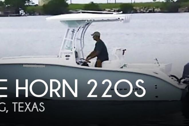 2017 Cape Horn 22 OS - For Sale at Raymondville, TX 78580 - ID 159745