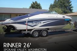 2011 Rinker 246 Captiva Cuddy
