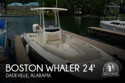 2018 Boston Whaler Dauntless 242B