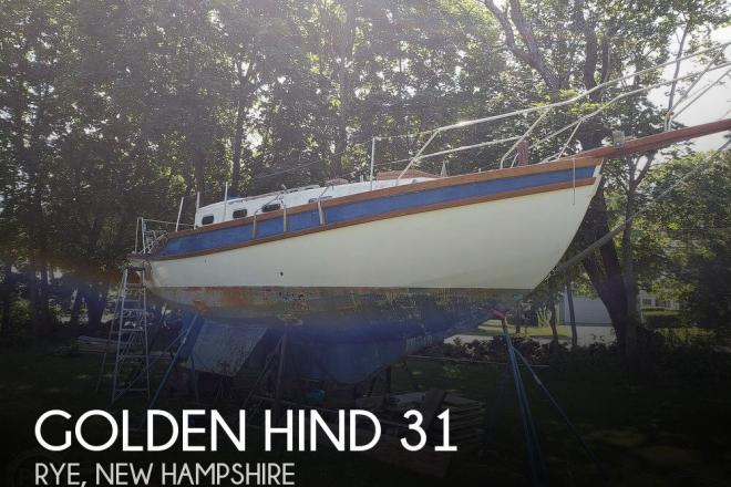 1977 Golden Hind 31 - For Sale at Rye, NH 3870 - ID 172213
