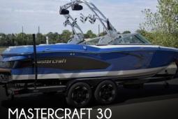 2013 Mastercraft 30