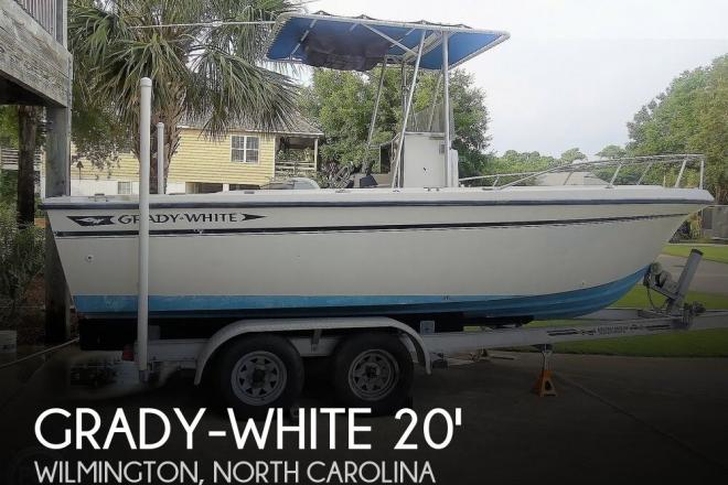 1984 Grady White 204 Fisherman - For Sale at Wilmington, NC 28412 - ID 139632