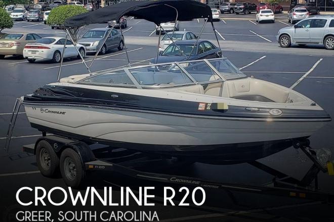 2016 Crownline R20 - For Sale at Greer, SC 29650 - ID 172283