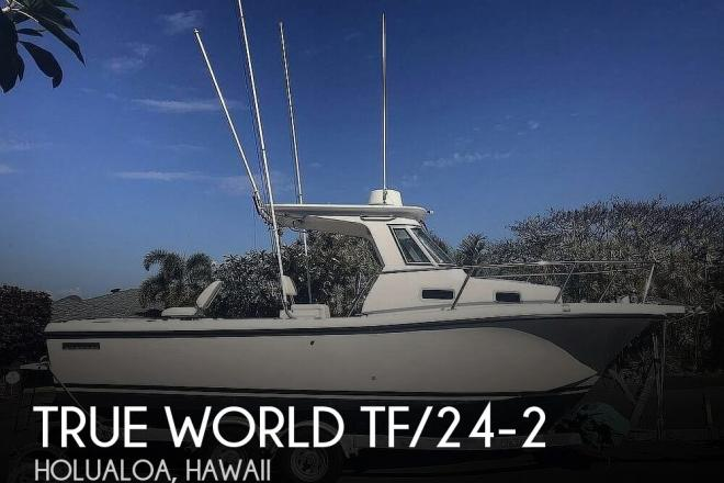 2003 True World TF/24-2 - For Sale at Holualoa, HI 96725 - ID 167708