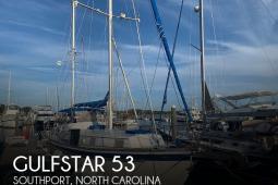 1973 Gulfstar 53 MS