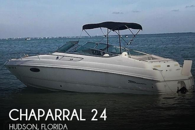 2001 Chaparral 2335 - For Sale at Hudson, FL 34667 - ID 173348