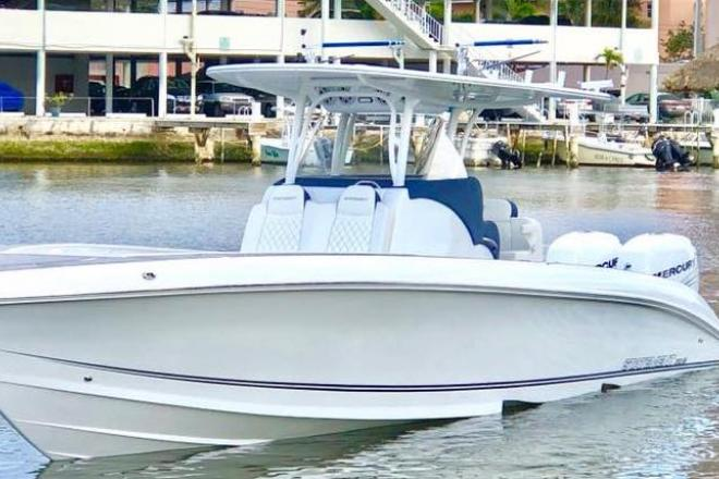 2019 Statement 35 FBMG - Fish Edition - For Sale at Pompano Beach, FL 33062 - ID 173387