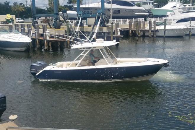 2014 Pursuit Sport S280 - For Sale at Pompano Beach, FL 33062 - ID 173392