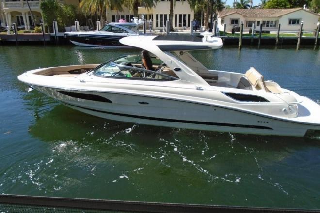 2016 Sea Ray 350 SLX - For Sale at Pompano Beach, FL 33062 - ID 173467