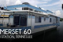 1986 Sumerset Houseboats 14 x 60