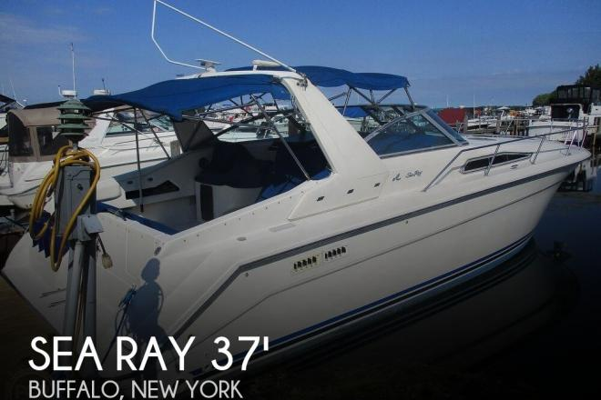 1993 Sea Ray 370 Sundancer - For Sale at Buffalo, NY 14207 - ID 171854