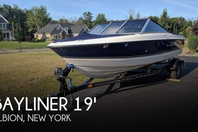 2011 Bayliner Discovery 195 - For Sale at Hilton, NY 14468 - ID 153895