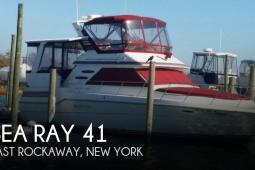 1988 Sea Ray Aft Cabin 415