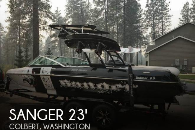 2013 Sanger 237 LTZ SURF EDITION - For Sale at Colbert, WA 99005 - ID 131078