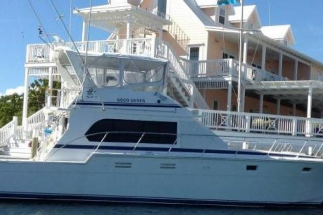 1989 Hi Star 48 Convertible - For Sale at Miami, FL 33101 - ID 173691