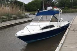 1976 Sea Craft 25 Seafari