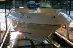 1998 Sea Ray 260 BR Signature Select Bowrider