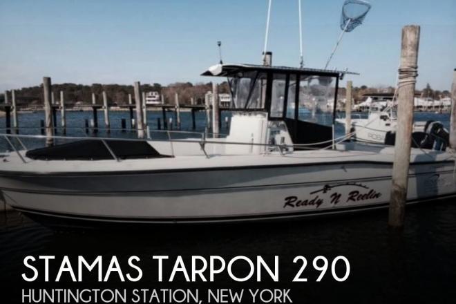 1995 Stamas Tarpon 290 - For Sale at Huntington Station, NY 11746 - ID 134332