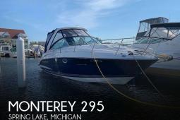 2017 Monterey 295 Sports Yacht