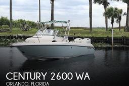 1996 Century 2600 WA