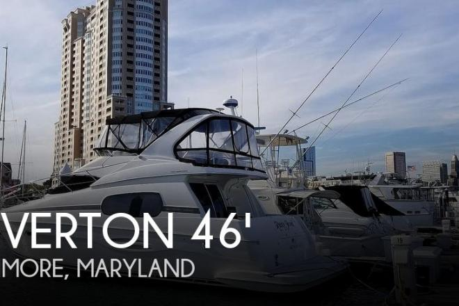 2004 Silverton 410 Sport Bridge - For Sale at Baltimore, MD 21201 - ID 173800