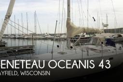 1988 Beneteau Oceanis 43