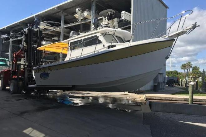 2004 Osprey Pilothouse 26 Long Cabin - For Sale at Port Charlotte, FL 33953 - ID 174012