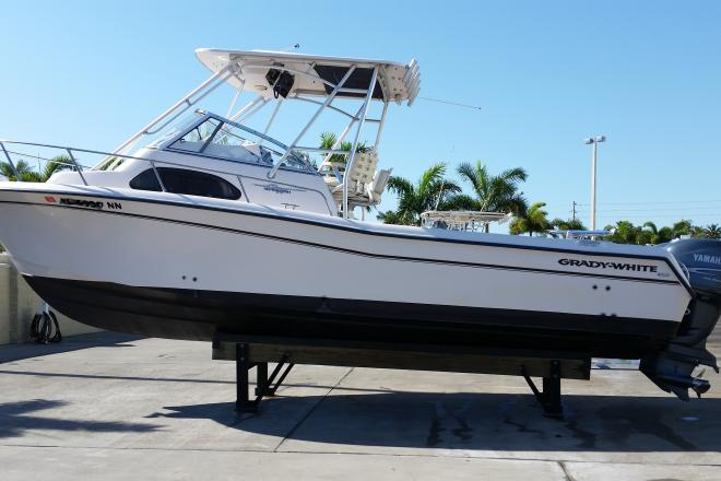 2002 Grady White 282 Sailfish - For Sale at Hudson, FL 34667 - ID 174188