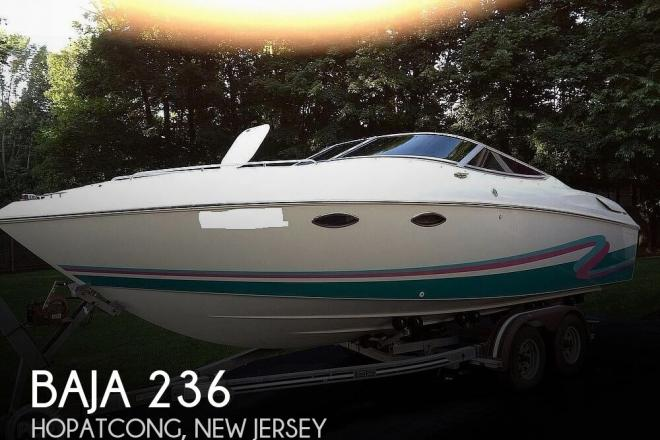 1996 Baja 236 - For Sale at Lake Hopatcong, NJ 7849 - ID 172882