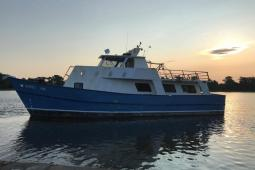 2007 Custom Built Trawler Yacht