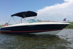 2003 Chris Craft 25 Corsair