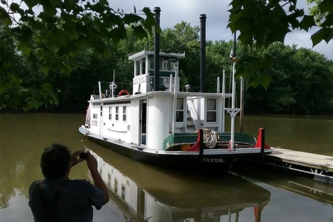 2001 Custom Built Paddlewheeler - For Sale at Aurora, IN 47001 - ID 174436