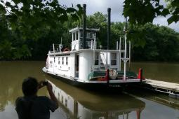 2001 Custom Built Paddlewheeler