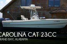 2013 Carolina 23cc