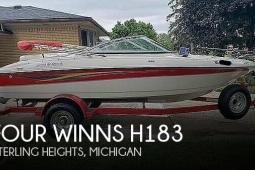 2008 Four Winns H183