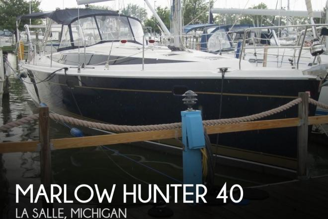 2014 Marlow Hunter 40 - For Sale at La Salle, MI 48145 - ID 173109