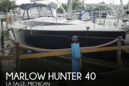 2014 Marlow Hunter 40
