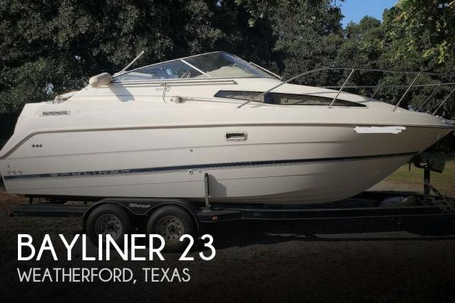 1998 Bayliner 2355 Ciera Sunbridge - For Sale at Weatherford, TX 76088 - ID 64101
