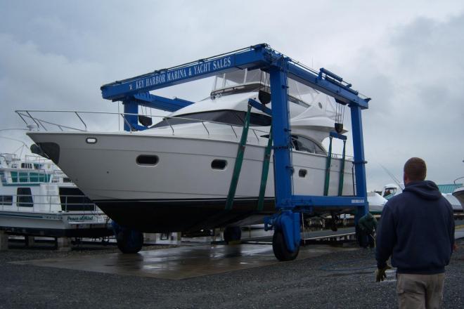 2005 Marquis 59 Cruiser