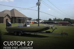2017 Custom Built Custom Built 27