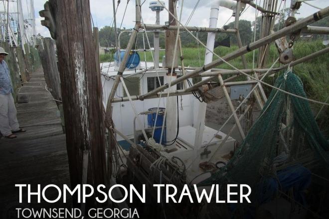 1970 Thompson Trawler - For Sale at Townsend, GA 31331 - ID 174809