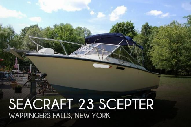 1979 Sea Craft 23 Scepter - For Sale at Wappingers Falls, NY 12590 - ID 144039