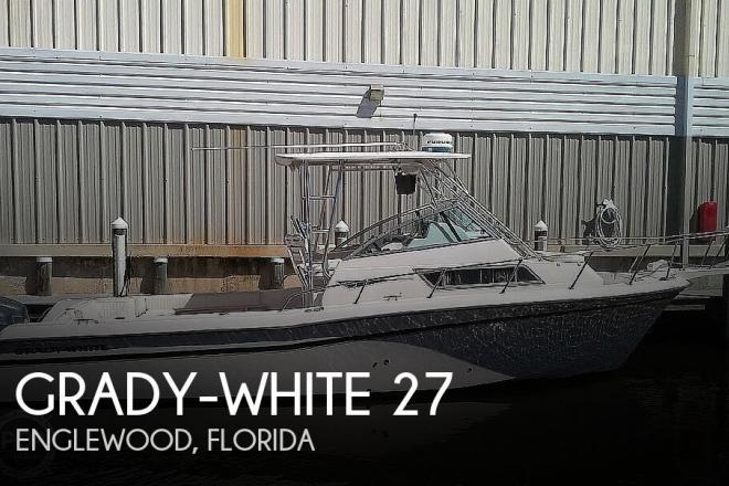 2000 Grady White 272 Sailfish - For Sale at Englewood, FL 34223 - ID 172794